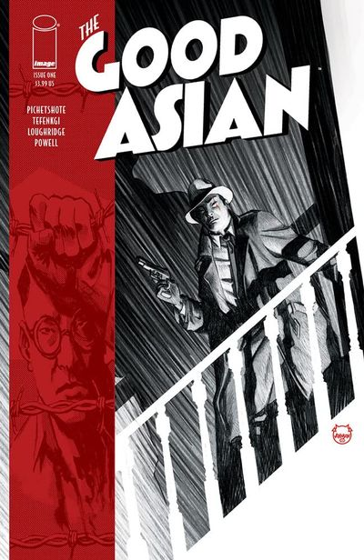 The Good Asian #1 (2021)