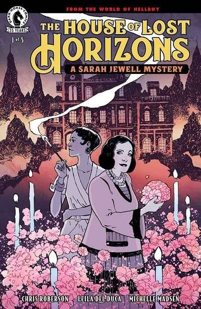 The House of Lost Horizons – A Sarah Jewell Mystery #1 (2021)