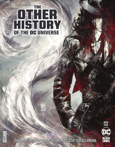 The Other History of the DC Universe #4 (2021)