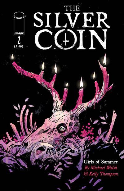 The Silver Coin #2 (2021)