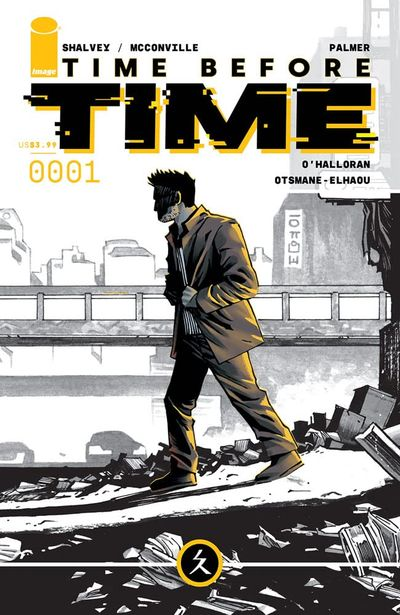 Time Before Time #1 (2021)
