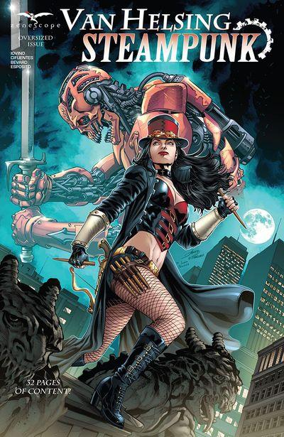 Van Helsing – Steampunk (2021)