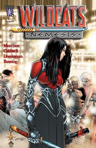 Wildcats – Nemesis #1 – 9 (2005-2006)