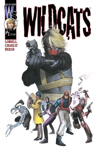 Wildcats Vol. 2 #1 – 28 (1999-2001)