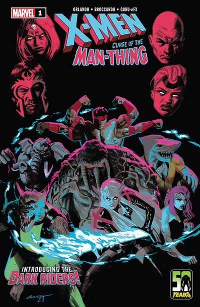 X-Men – Curse Of The Man-Thing #1 (2021)