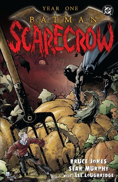 Year One – Batman Scarecrow #1 – 2 (2005)