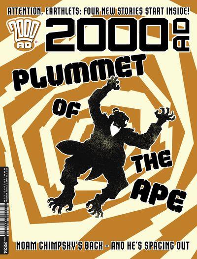 2000AD #2234 (2021)