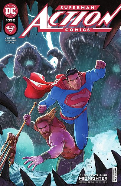 Action Comics #1032 (2021)