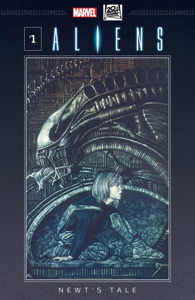 Aliens – Newt's Tale #1 – 2 [Marvel] (1992)