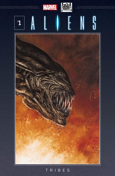 Aliens – Tribes #1 [Marvel] (1992)