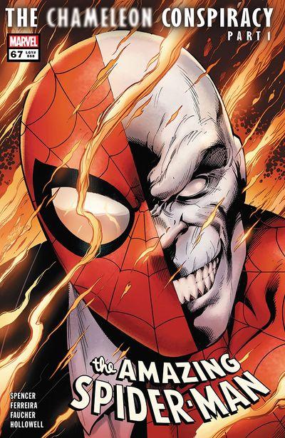 Amazing Spider-Man #67 (2021)