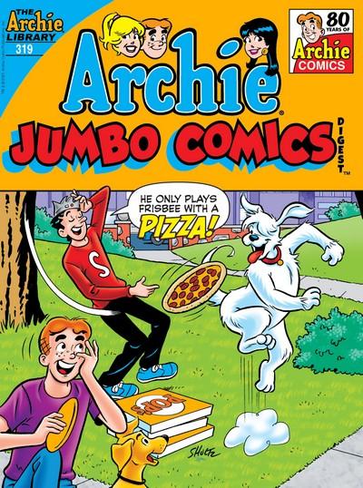 Archie Double Digest #319 (2021)