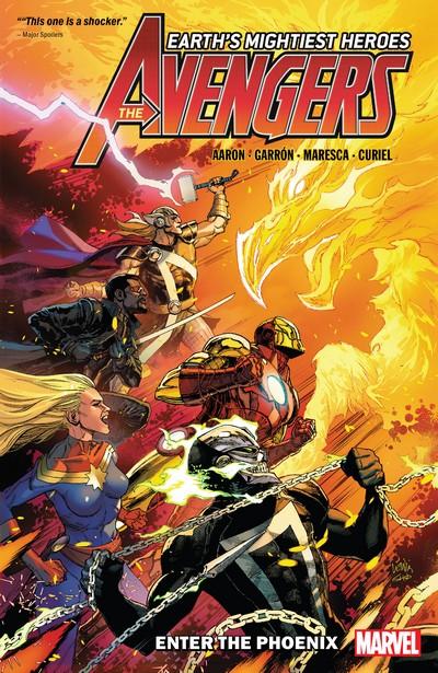 Avengers By Jason Aaron Vol. 8 – Enter The Phoenix (TPB) (2021)