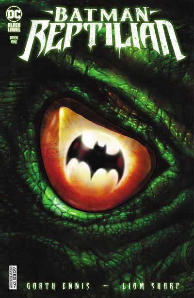 Batman – Reptilian #1 (2021)
