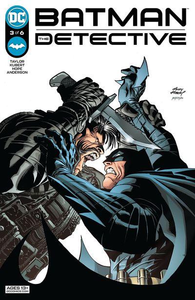 Batman – The Detective #3 (2021)