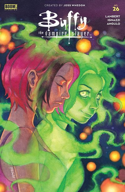 Buffy the Vampire Slayer #26 (2021)