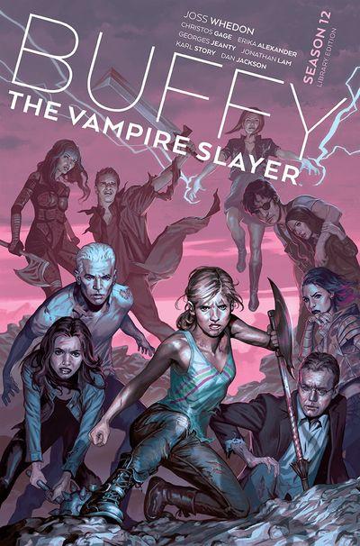 Buffy the Vampire Slayer – Season 12 (TPB) (2020)
