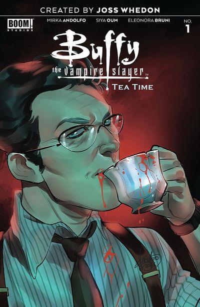 Buffy the Vampire Slayer – Tea Time #1 (2021)