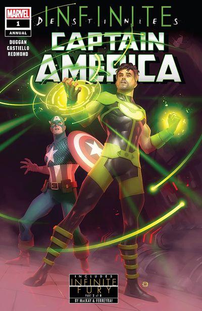 Captain America Annual #1 (2021)