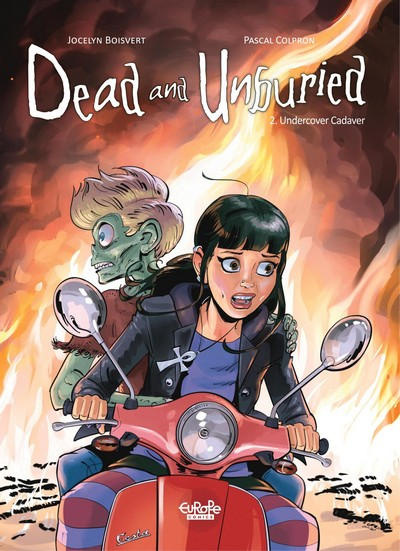 Dead and Unburied #2 – Undercover Cadaver (2021)