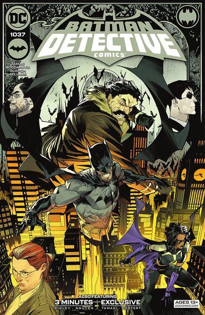 Detective Comics #1037 (2021)