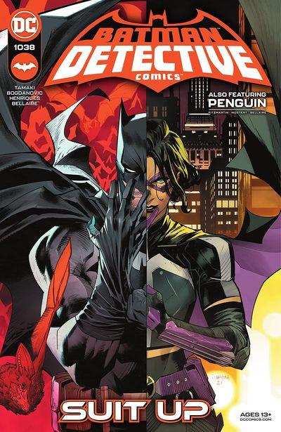 Detective Comics #1038 (2021)