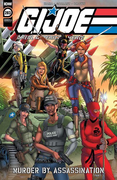 G.I. Joe – A Real American Hero #283 (2021)
