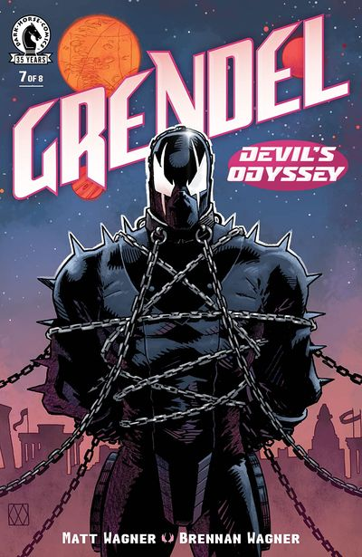 Grendel – Devil's Odyssey #7 (2021)