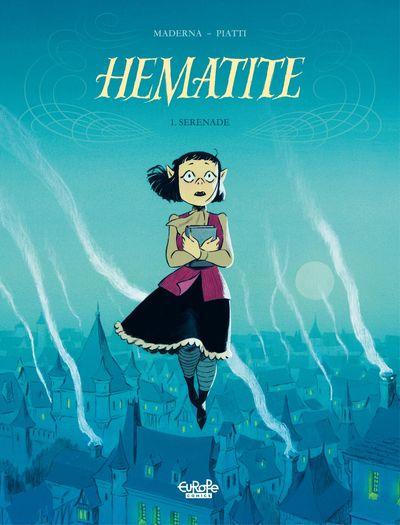 Hematite #1 – Serenade (2021)