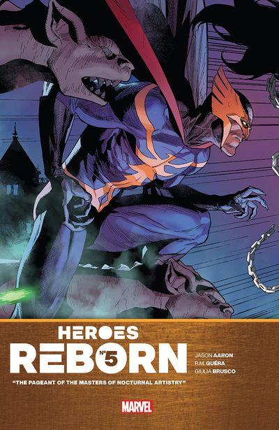 Heroes Reborn #5 (2021)