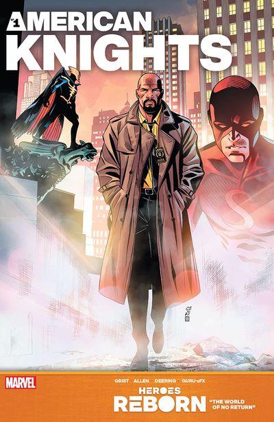 Heroes Reborn – American Knights #1 (2021)