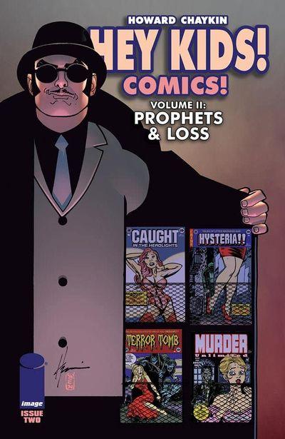 Hey Kids! Comics! Vol. 2 #2 – Prophets & Loss (2021)