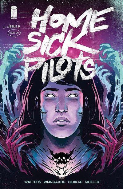 Home Sick Pilots #6 (2021)