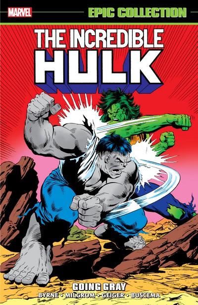 Incredible Hulk Epic Collection Vol. 14 – Going Gray (2020)