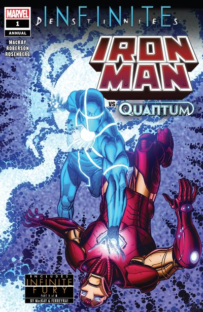 Iron Man Annual #1 (2021)