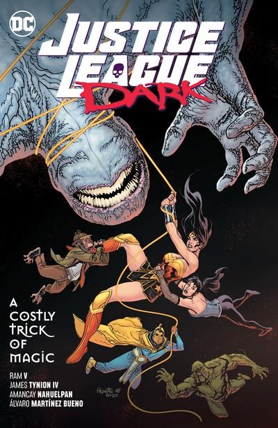 Justice League Dark Vol. 4 – A Costly Trick of Magic (TPB) (2021)