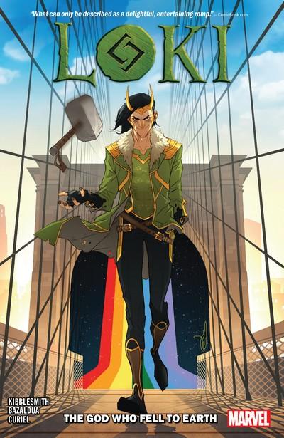Loki – The God Who Fell to Earth (TPB) (2020)