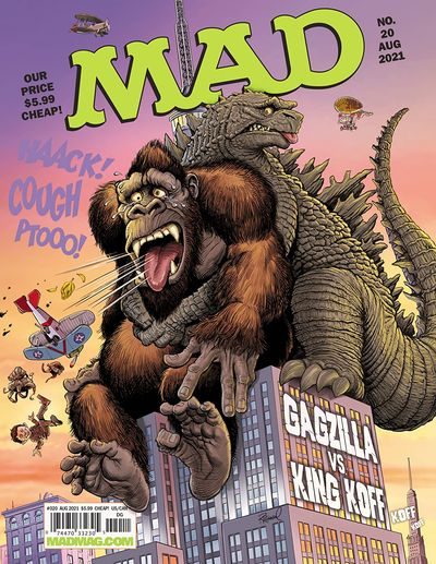 MAD Magazine #20 (2021)