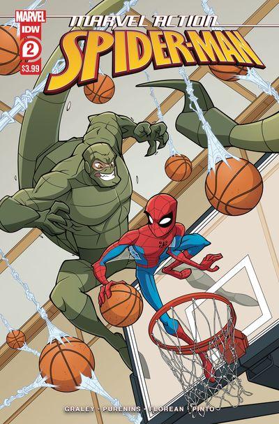 Marvel Action – Spider-Man #2 (2021)