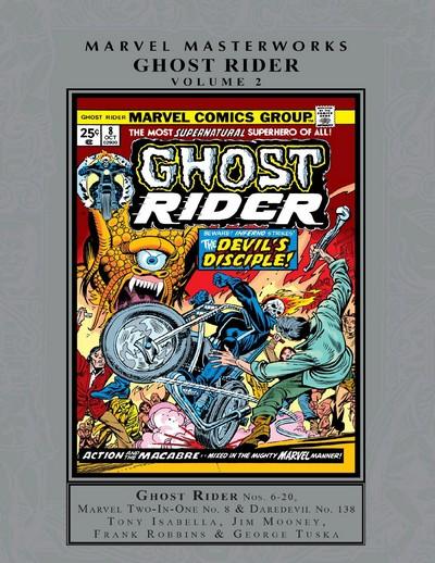 Marvel Masterworks – Ghost Rider Vol. 2 (2020)
