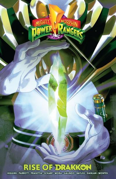 Mighty Morphin Power Rangers – Rise of Drakkon (TPB) (2020)