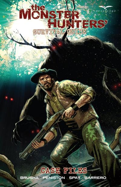 Monster Hunters' Survival Guide – Case Files (2020)