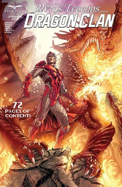 Myths and Legends Quarterly – Dragon Clan (2021)