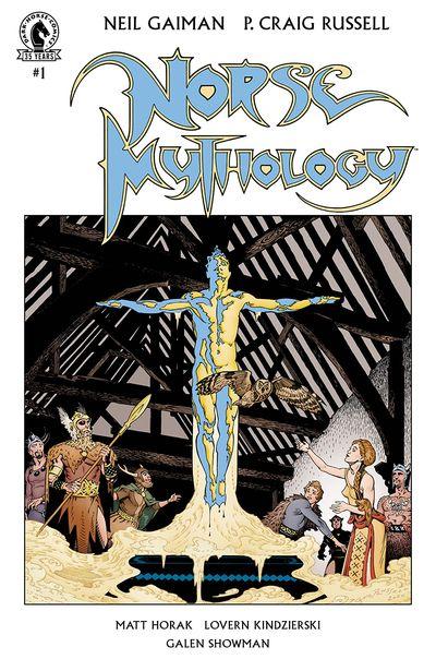 Norse Mythology II #1 (2021)