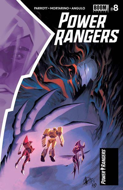 Power Rangers #8 (2021)
