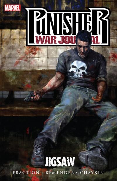 Punisher War Journal Vol. 4 – Jigsaw (TPB) (2009)