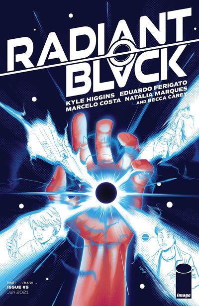 Radiant Black #5 (2021)