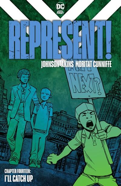 Represent! #14 – I'll Catch Up (2021)