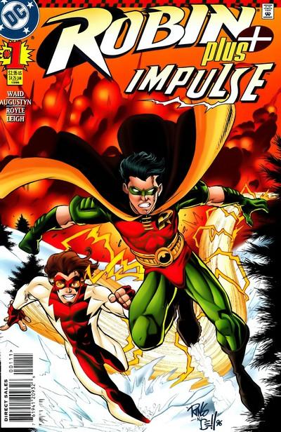 Robin Plus Impulse (1996) (HD)