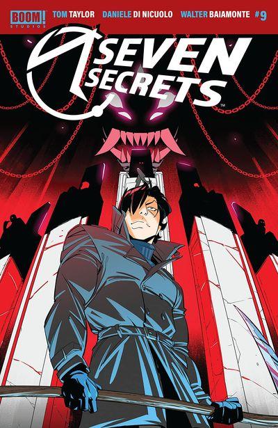 Seven Secrets #9 (2021)